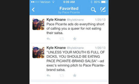 Kyle Kinane, Pace Salsa Throw Down in Twitter Showdown: Must-Read!