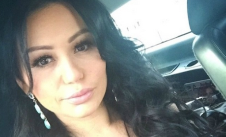 JWoww Flaunts, Explains New 34F Breast Impants (Yes, F)