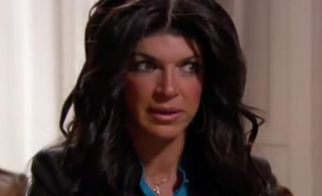 Teresa Giudice Prison Details Revealed: What Was Her Last Pre-Slammer Meal, and Why Might Joe Giudice NOT Be Allowed to Visit?!