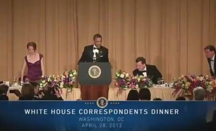 White House Correspondents Dinner: President Obama Mocks Mitt Romney, Donald Trump, Himself