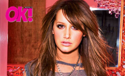 Ashley Tisdale is OK!