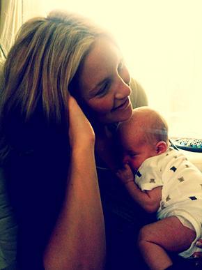 Kate Hudson, Baby