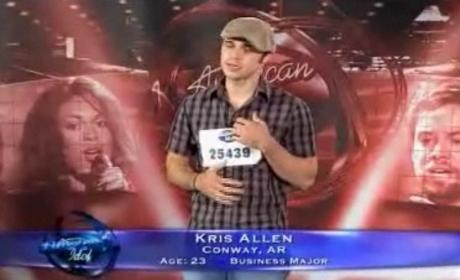 Kris Allen Audition
