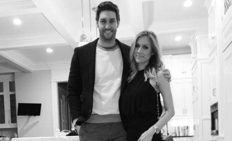 Kristin Cavallari and Jay Cutler: Valentine's Day 2016