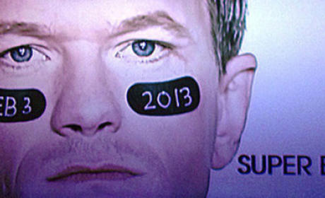 Is the Neil Patrick Harris Super Bowl ad mocking Christianity?