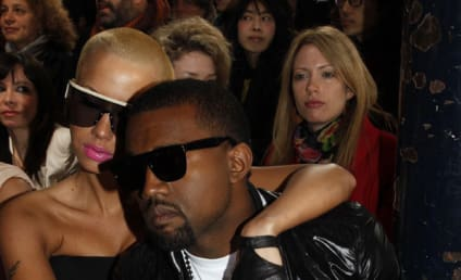 Kanye West None Too Pleased at MTV Award Snub