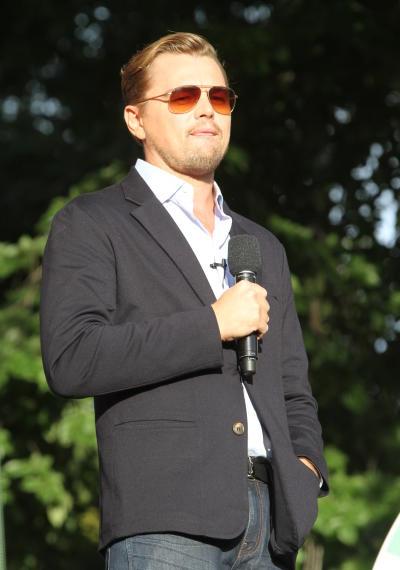 Leonardo DiCaprio Weight Loss Photo