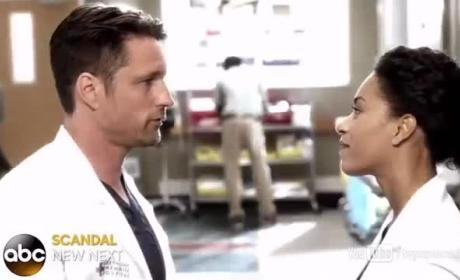 Grey's Anatomy Season 12 Episode 7 Trailer