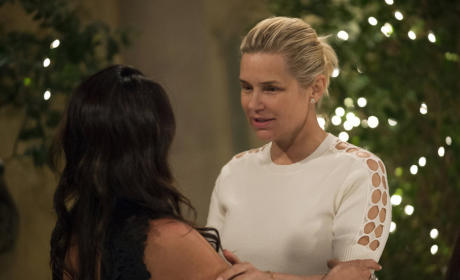 Yolanda Foster Finally Addresses Divorce Rumors