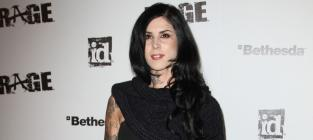 Kat Von D to Release First Album (Seriously)