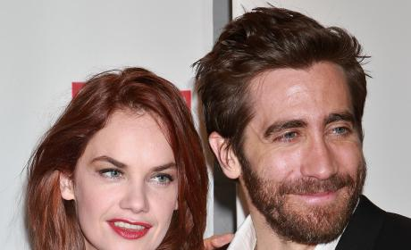 Jake Gyllenhaal, Ruth Wilson Photo