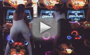 "Kim Kardashian and Larsa Pippen Are ""Ridin' Dirty'"
