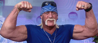 Hulk Hogan Defends Use of N-Word, Continues to Be a Moron