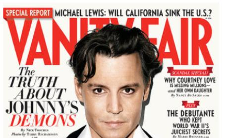 Should Johnny Depp apologize for comparing photo shoots to rape?