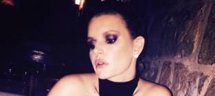 Jessica Simpson Bruise Photo