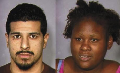 Couple Arrested For Oral Sex Inside Police Van En Route to Jail