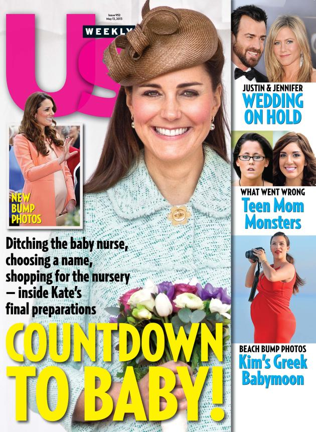 Kate Middleton Baby Countdown!