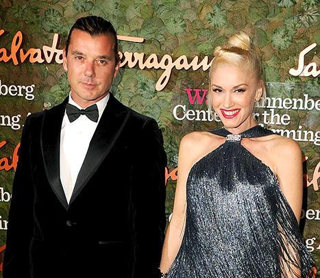 Gwen Stefani and Gavin Rossdale Photograph