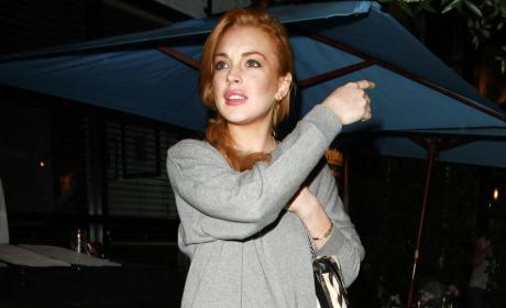 Lindsay Lohan Accused of Battery in Rehab Melee, Claims Staff Member Attacked Her First