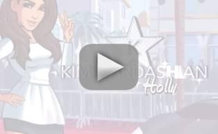 Kim Kardashian Video Game Trailer