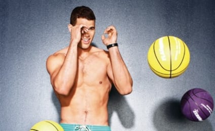 Kris Humphries: Shirtless in GQ!