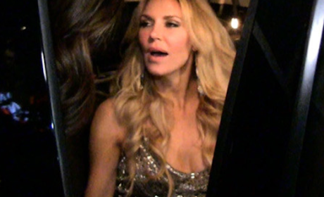 Brandi Glanville: Something Smells Fishy!