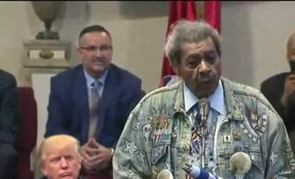 Donald Trump: The N-Word is HILARIOUS...When Don King Says It