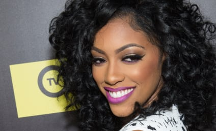 Porsha Williams Collapses in Parking Lot, Rushed to Hospital