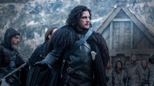Jon Snow: Ready to Fight