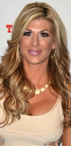 Alexis Bellino Hairstyle