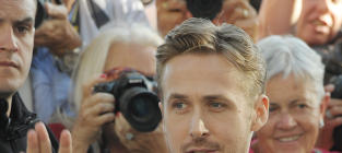 Ryan Gosling Waves