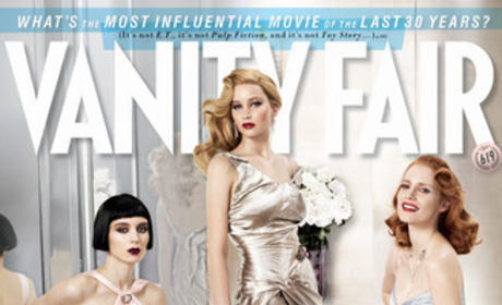 Jennifer Lawrence Vanity Fair Cover