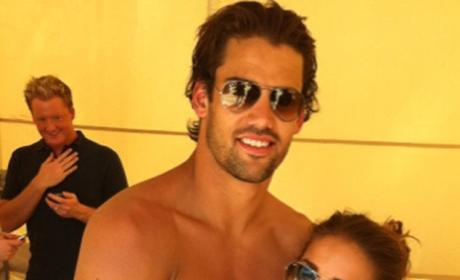 Eric Decker, Jessie James Pic
