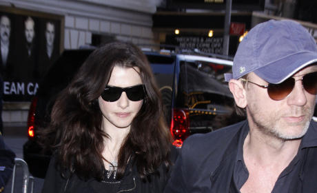 Daniel Craig and Rachel Weisz: Married!