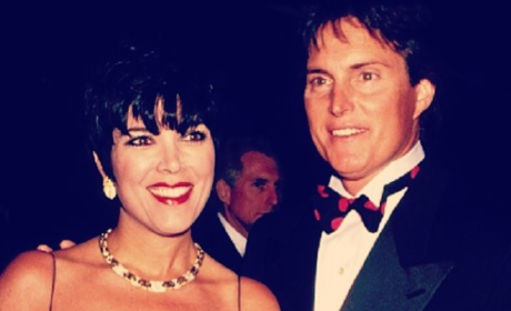 Kris Jenner to Bruce Jenner: I Love You!