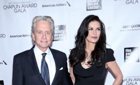 Michael Douglas and Catherine Zeta-Jones - 25 Years