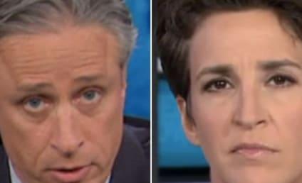 Jon Stewart: More Trusted Than MSNBC!