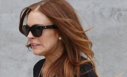 Lindsay Lohan Cited For Noise Violation at 4:20