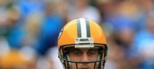 Aaron Rodgers Photograph
