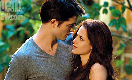 Breaking Dawn Part 2: New Photos, Awkward Poses
