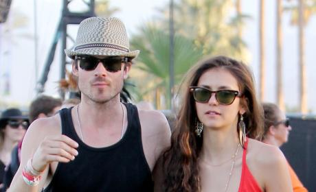 Should Nina Dobrev and Ian Somerhalder Star in 50 Shades of Grey?
