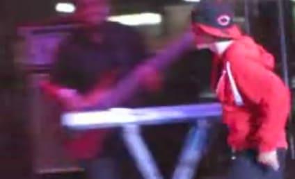 Justin Bieber Joins Drake on Stage, Considers Kanye Collaboration