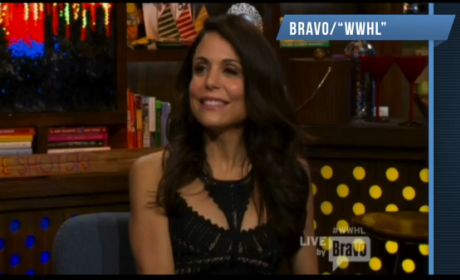 Bethenny Frankel on Watch What Happens Live