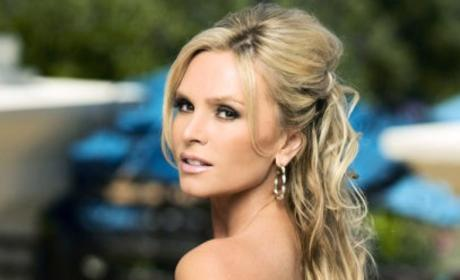 Tamra Barney and Jeana Keough Stage Wild Brawl at Real Housewives Wrap Party