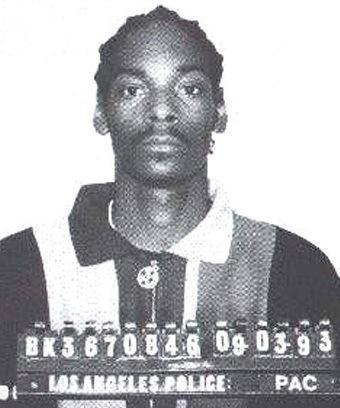 Young Snoop Dogg Mug Shot