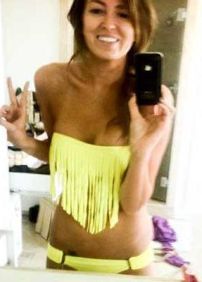 Hot Paulina Gretzky Pic