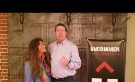 Jim Bob & Michelle Duggar Promote UNCOMMEN App, May Not Appreciate Irony