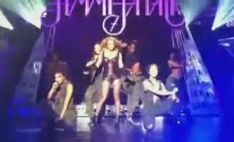 Britney Spears Performs Surprise Live Show in Las Vegas Nightclub