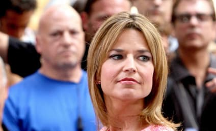 Is the Pressure Getting to Savannah Guthrie?