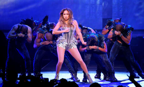 Jennifer Lopez on American Idol: Time to Go